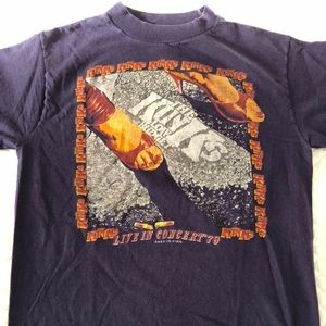 Authentic Vintage 1979 The Kinks T Shirt